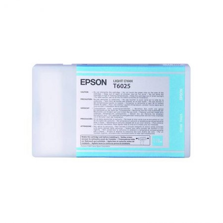 Epson T602 Light Cyan 110 ml