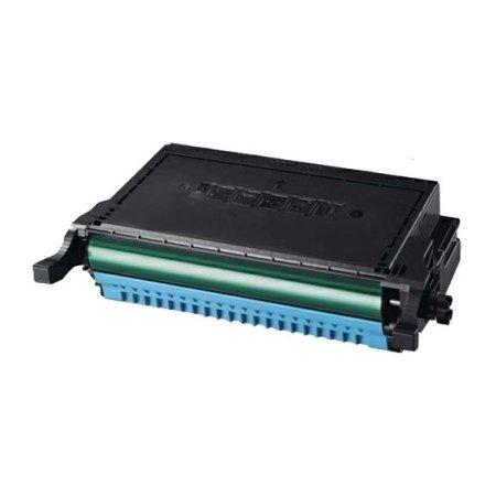 Samsung CLP-C660B - kompatibilní toner CLP 610, CLP 660 modrá, XL kapacita 5.000str.