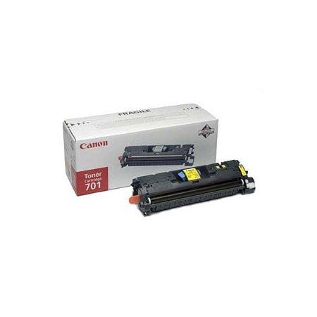 EP-701LY žlutý toner pro LBP-5200 (2000 pgs, 5%)