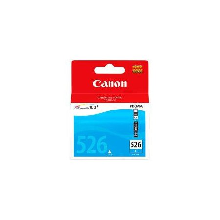 Canon CLI-526 C, azurový originální