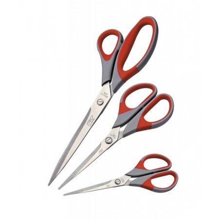 Nůžky Easy 26cm, gumový úchop