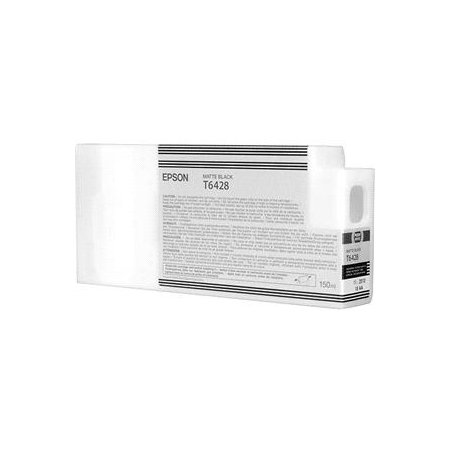 Epson T6428 Matte Black Ink Cartridge (150ml)