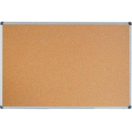 Korková tabule 120x90, ALU rám