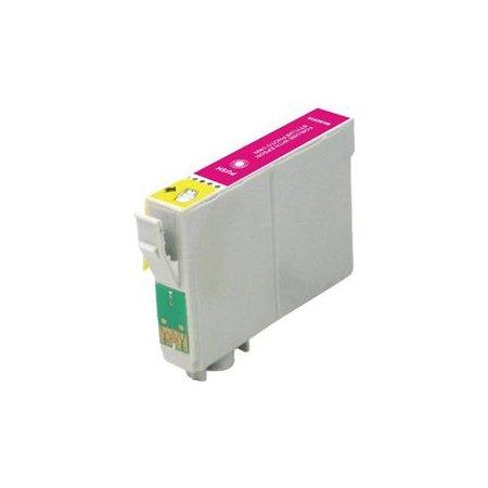 Epson T1633 - kompatibilní cartridge s čipem, magenta