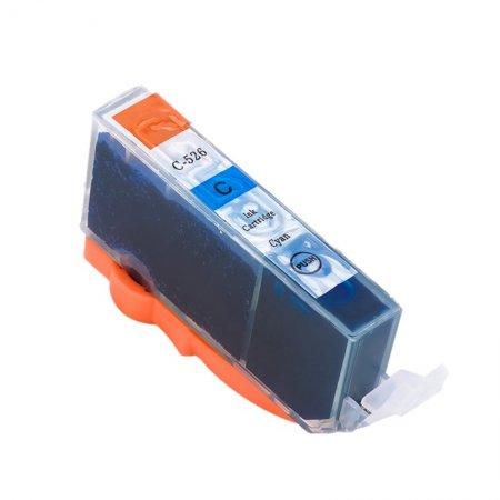 Canon CLI-526C - kompatibilní cartridge s čipem Topprint