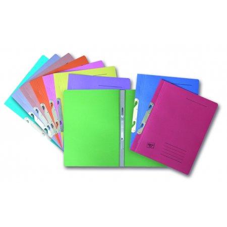 Rychlovazač A4 závěsný papírový RZC Classic, fialový