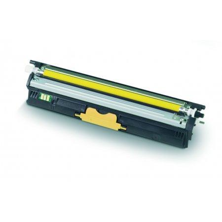 OKI 44250721 - kompatibilní toner OKI C110, C130, MC160 žlutá, XL kapacita 2.500stran
