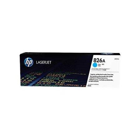 HP tisková kazeta azurová, CF311A