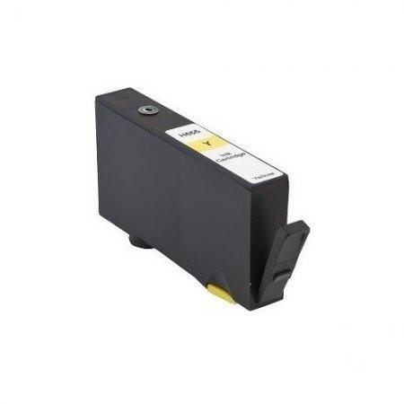 HP CZ112A - kompatibilní cartridge s hp 655 žlutá s novým čipem
