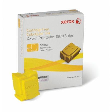 Xerox Tuhý inkoust Yellow pro CQ 8870 (17.300 str)