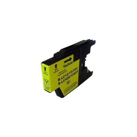 Brother LC-1220Y - kompatibilní cartridge LC-1220Y, LC-1240Y