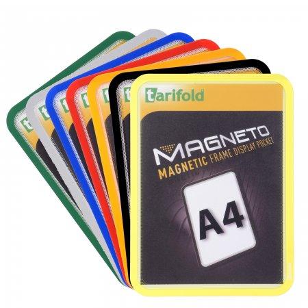 Magneto - magnetický rámeček A4 - 4 ks