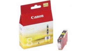 CLI-8Y, inkoustová kazeta pro iP4200, žlutý originální