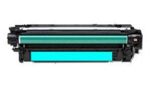 HP CE341A - renovovaná modrá tonerová kazeta 651A