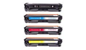 Canon CRG 045H - kompatibilní sada všech barev, XL kapacita