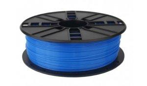 GEMBIRD Struna pro 3D tisk, PLA, 1,75mm, 1kg,blue