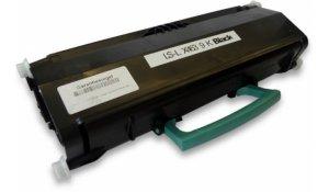 Lexmark X463X11G - kompatibilní černý toner X463, X464, X466, XL kapacita