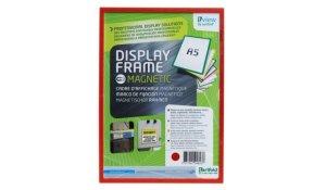 Display Frame magnetické rámečky formát A5 - mix barev 10ks