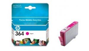 HP 364 - purpurová inkoustová kazeta, CB319EE