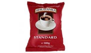 Jihlavanka Standard pražená mletá káva 500g