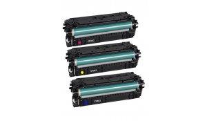 HP CF361X, CF362X, CF363X - kompatibilní sada barev 508X