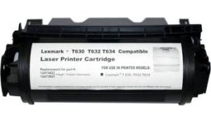 Lexmark 12A7365 - renovovaný toner T630, T632, X630, X632e, XL kapacita 32000 str.