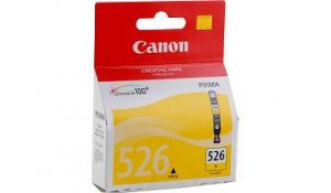 Canon CLI-526 Y, žlutý originální
