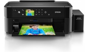 EPSON L810, A4, 5 ppm, 6 ink ITS + boby ZDARMA