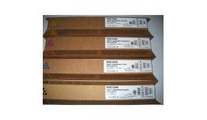 Ricoh originál toner 841506,842063, červená, 9500str., MPC2551, 2551SP, 2031, 2051, 2531