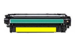HP CE342A - renovovaná žlutá tonerová kazeta 651A