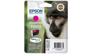 EPSON Magenta Ink Cartridge SX10x 20x 40x  (T0893)