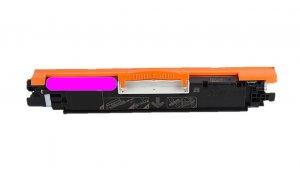 HP CF353A - kompatibilní tisková kazeta 130A červená na 1.000stran