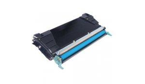 Lexmark C5220CS - kompatibilní modrá tisková kazeta C522, C534 na 3000stran