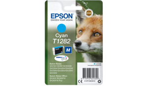 Epson Singlepack Cyan T1282 DURABrite Ultra Ink