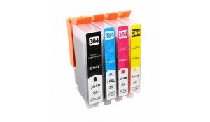 HP 364XL - kompatibilní multibalení 4 barvy s čipy