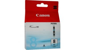 Canon CLI-8PC - originální inkoustová kazeta, foto modrá, výprodej