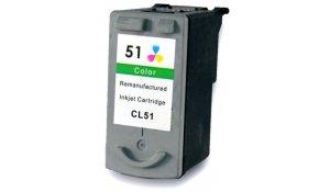 Canon CL-51 - kompatibilní cartridge