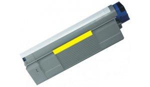 OKI 44059105 - kompatibilní žlutá tisková kazeta C810, C830, na 8.000stran