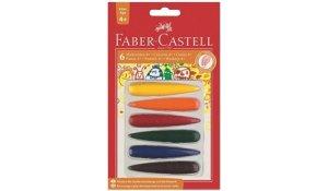 Plastové pastelky pro předškoláky 4+