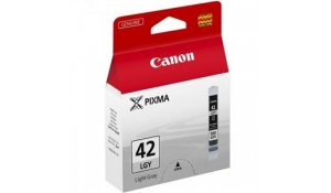Canon CLI-42 LGY, švětle šedá originální