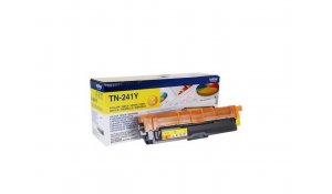 Brother TN-241Y, toner yellow, 1 400 str.