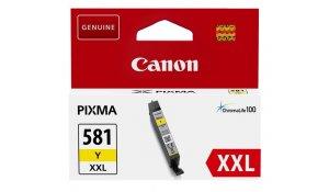 Canon INK CLI-581XXL Y originální