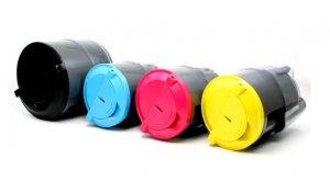 Xerox Phaser 6110 - kompatibilní sada všech 4 barevných kazet