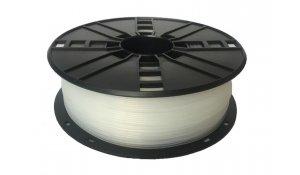 GEMBIRD Tisková struna (filament), nylon, 1,75mm, 1kg,natural