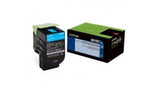 Lexmark 802SC standard.azur toner.kazeta,80C2SC0