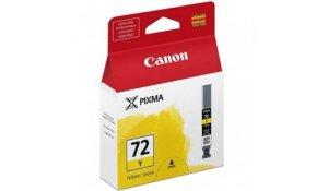 Canon PGI-72 Y, žlutá originální