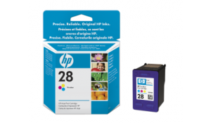 HP no. 28 - 3barevná ink. kazeta C8728A