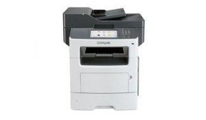 Lexmark MX611de,A4,1200x1200dpi,47ppm,duplex,LAN