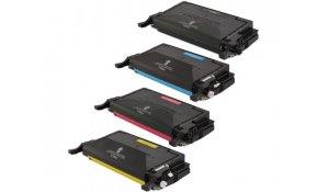 Samsung 5082L - kompatibilní sada barev XL kapacita