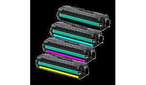 Samsung 506 - kompatibilní sada barev, CLP-680, CLX-6260, XL kapacita